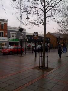 Wanstead's new 'village' sign