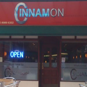 Cinnamon is NOT open
