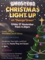 Wanstead Christmas Light-up @ George Green, Wanstead
