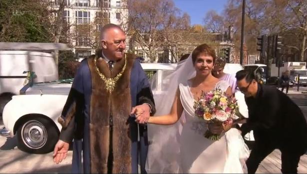 ITV wedding 20.4.16